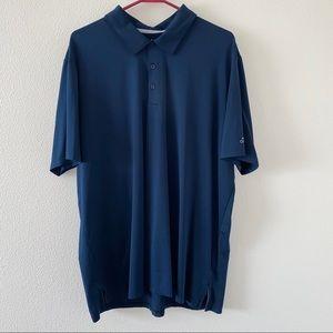 Adidas Navy Golf Polo